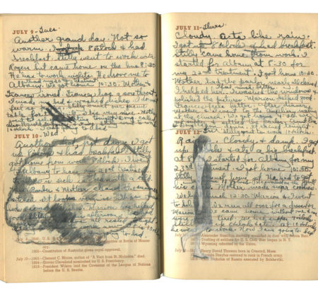 The Diary of M.Becker 1940